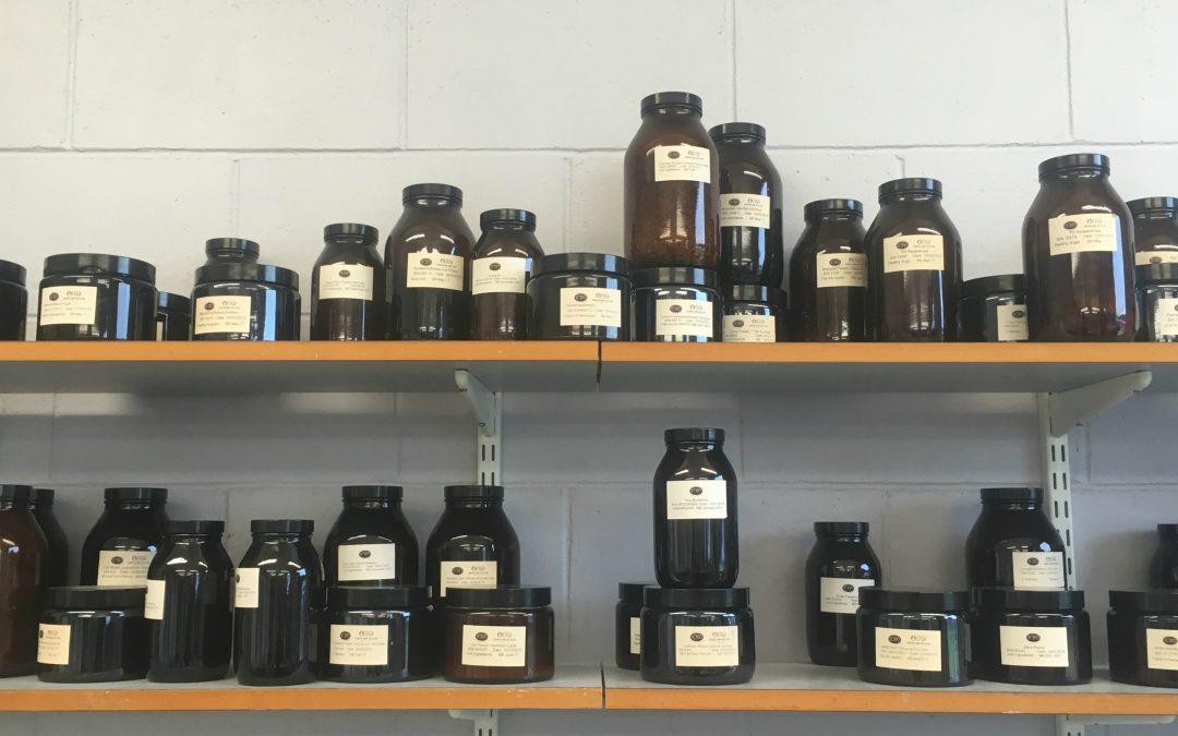 Library of Scottish Botanicals to boost Scottish gin exports