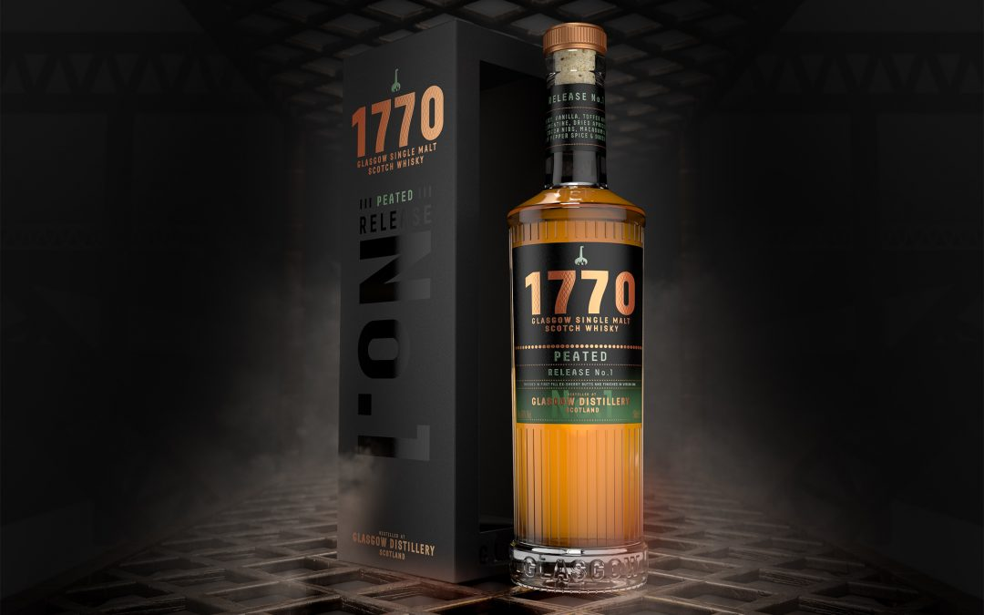 Glasgow's First Peated Whisky Makes its Debut