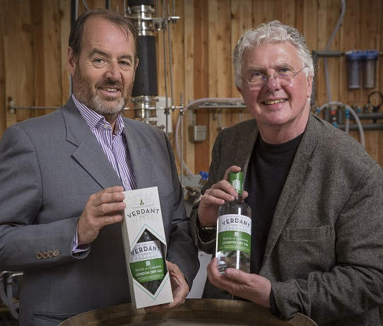 Order! Order! Verdant Gin Wins Tender to Supply Gin to the House of Commons.