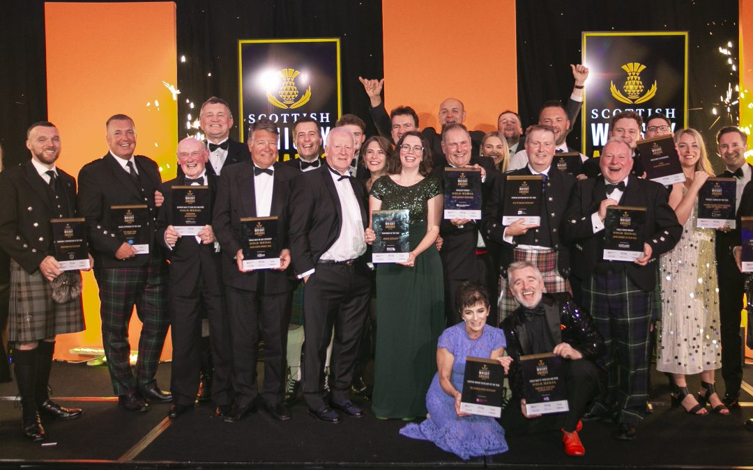 Winners revealed in inaugural Scottish Whisky Awards