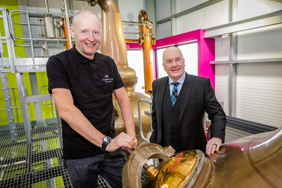 Easter Ross social enterprise producing gin