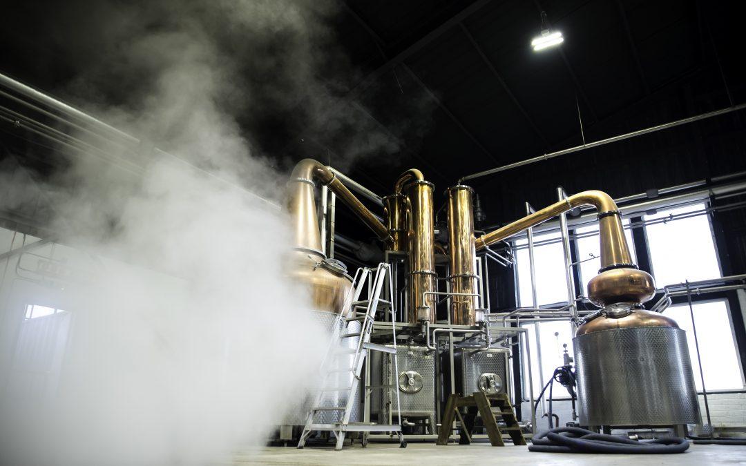 Arbikie Distillery celebrates major US export deal