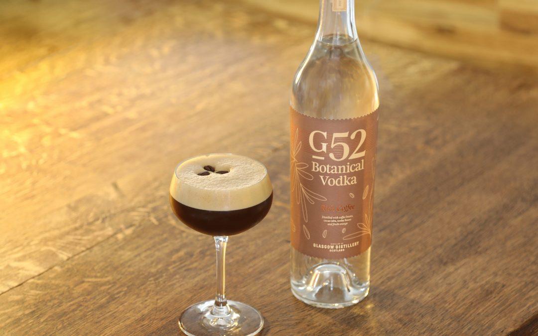 Glasgow Distillery Launch G52 Botanical Vodka